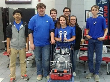 Robotics Team Competition