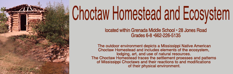 Choctaw Homestead located within GMS